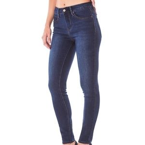 NWT Nicole Miller Luxe SOHO Skinny Jeans - 10